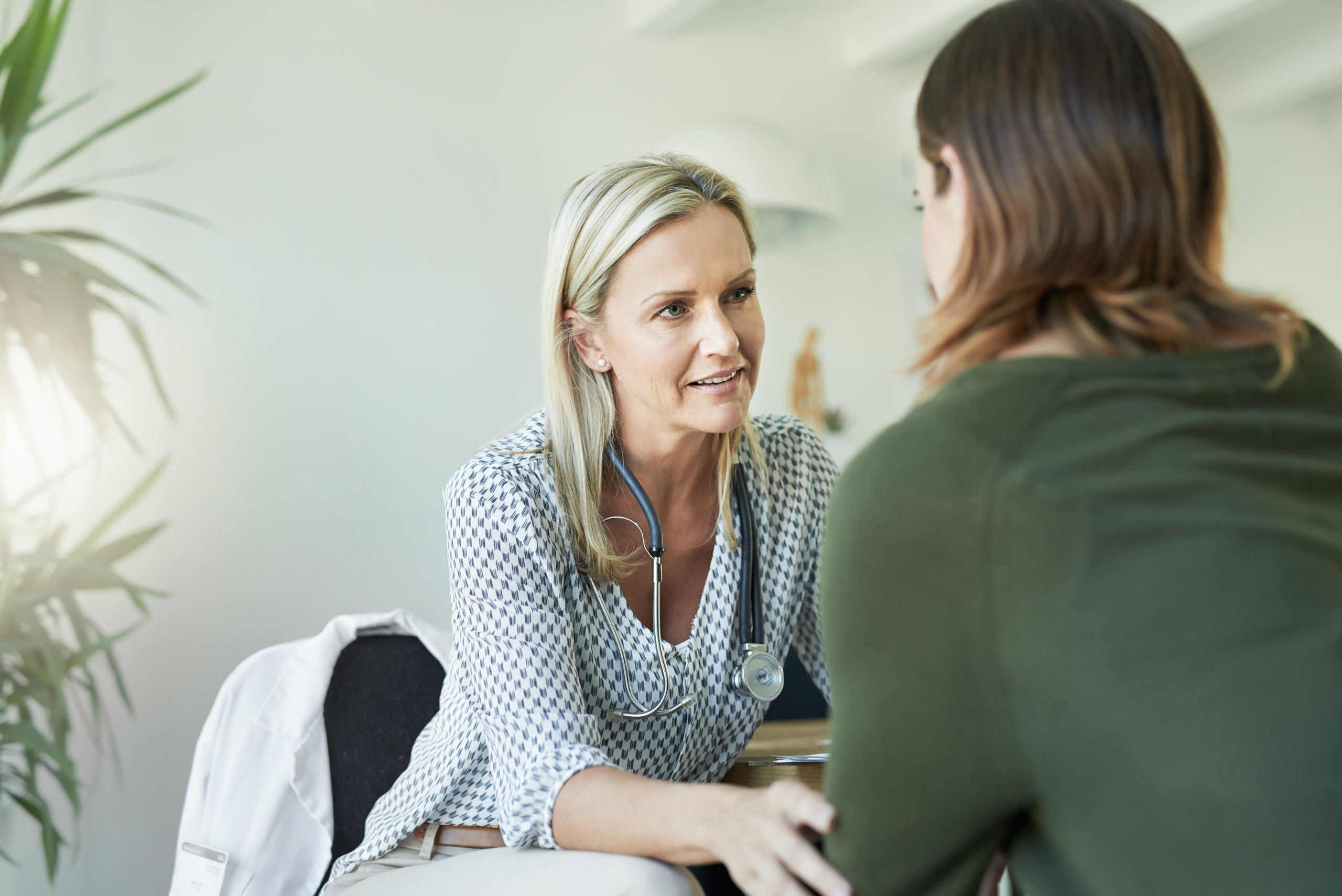 Trusting patient-physician relationship