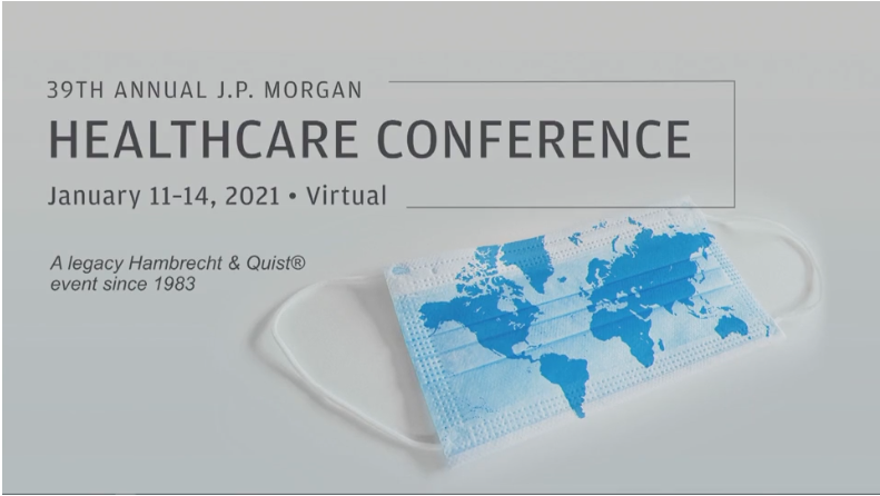 J.P. Morgan Healthcare Conference